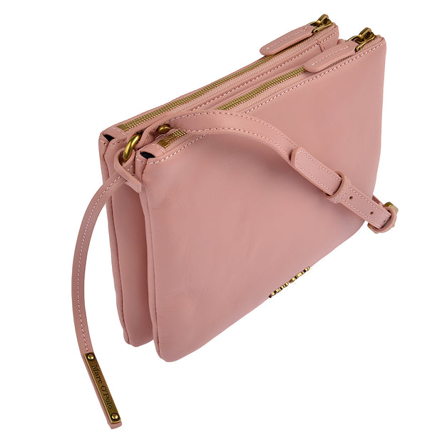 Marc O´Polo Crossbody Bag in Rosé 2