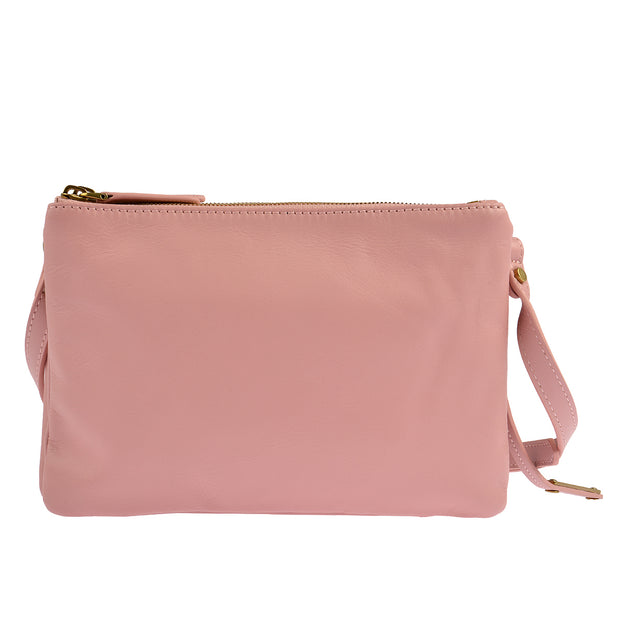Marc O´Polo Crossbody Bag in Rosé 7