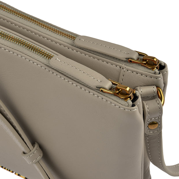 Marc O´Polo Crossbody Bag in Broken White 8