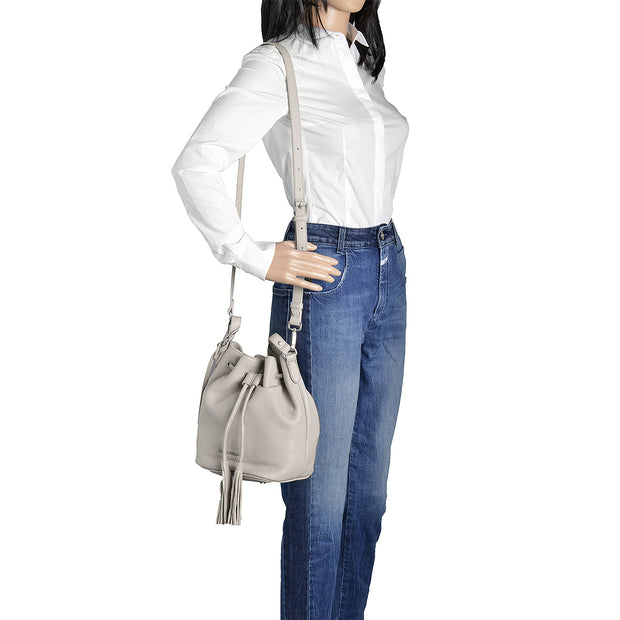 Marc O´Polo Bucket Bag in Broken White 5