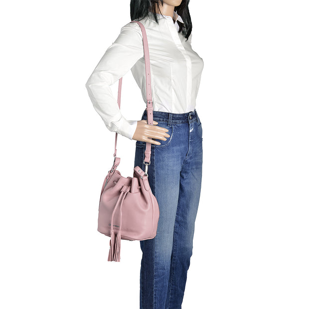 Marc O´Polo Bucket Bag in Rosé 5