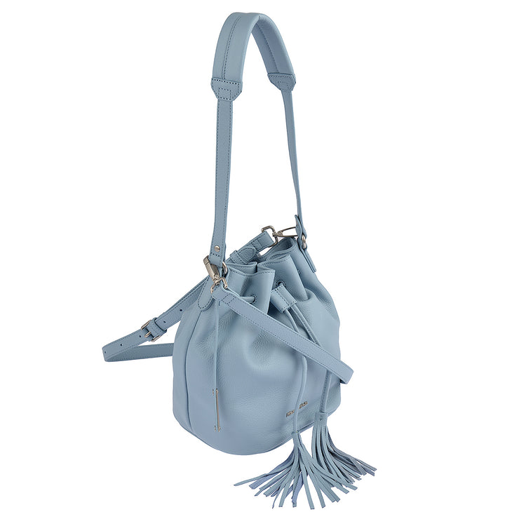Marc O´Polo Bucket Bag in Sky Blue 2