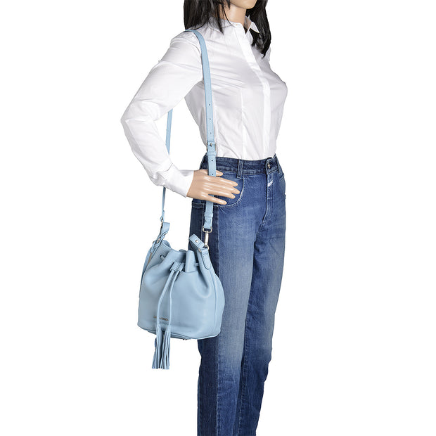 Marc O´Polo Bucket Bag in Sky Blue 5
