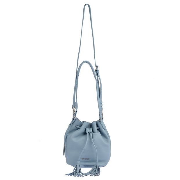 Marc O´Polo Bucket Bag in Sky Blue 6
