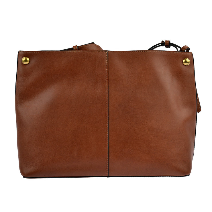 Marc O'Polo Hobo Bag Ricarda in Cognac 7