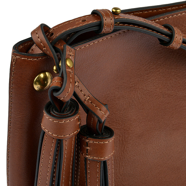 Marc O'Polo Hobo Bag Ricarda in Cognac 8