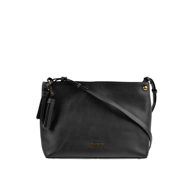 Marc O'Polo Hobo Bag Ricarda in Schwarz 1