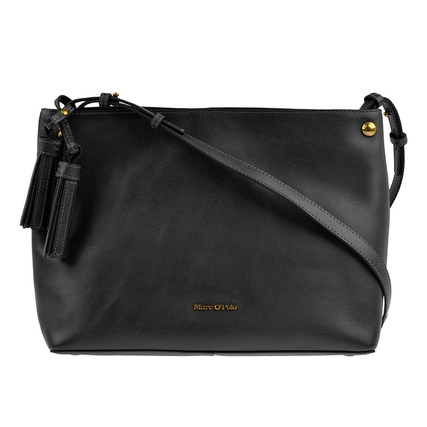 Marc O'Polo Hobo Bag Ricarda in Schwarz