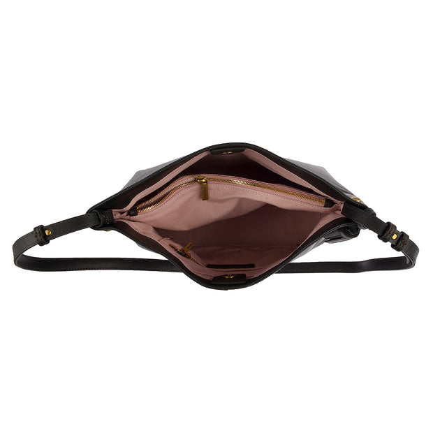 Marc O'Polo Hobo Bag Ricarda in Schwarz 4
