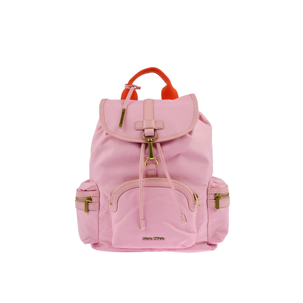 Marc O'Polo Nylon Rucksack in Rosa 1