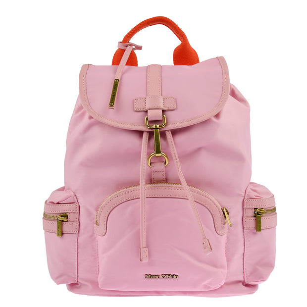 Marc O'Polo Nylon Rucksack in Rosa 3
