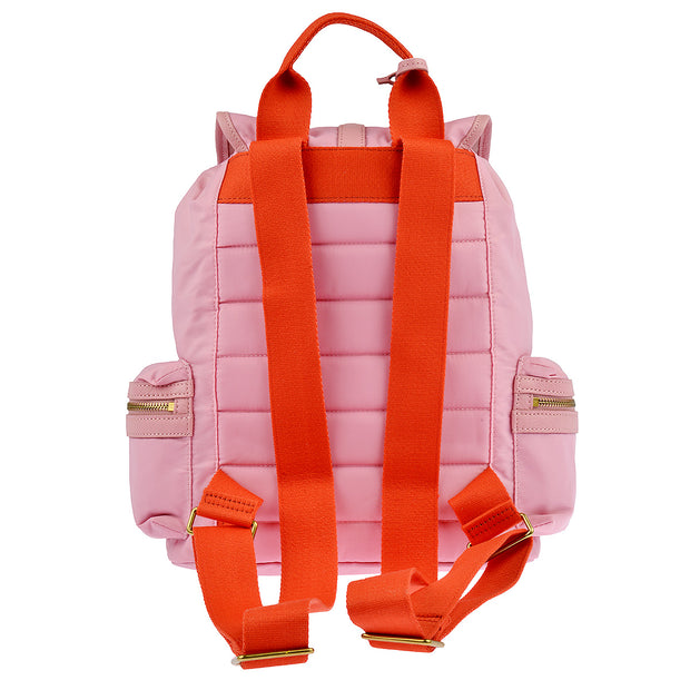 Marc O'Polo Nylon Rucksack in Rosa 6
