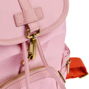 Marc O'Polo Nylon Rucksack in Rosa 7