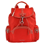 Marc O'Polo Nylon Rucksack in Rot 3