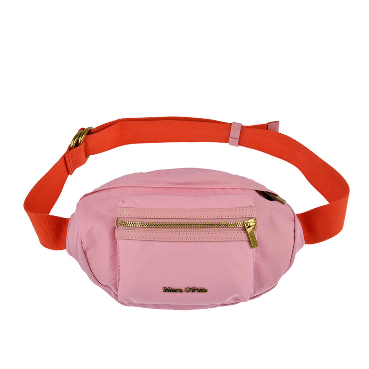 Marc O'Polo Nylon Gürteltasche in Rosa 1