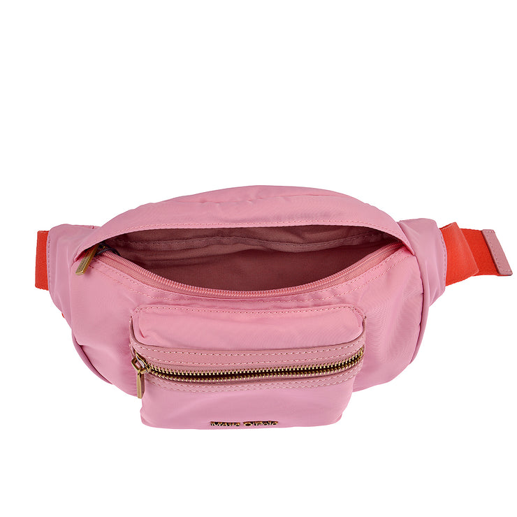 Marc O'Polo Nylon Gürteltasche in Rosa 4