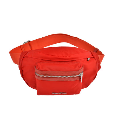 Marc O'Polo Nylon Gürteltasche in Rot 1