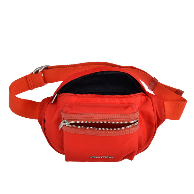 Marc O'Polo Nylon Gürteltasche in Rot