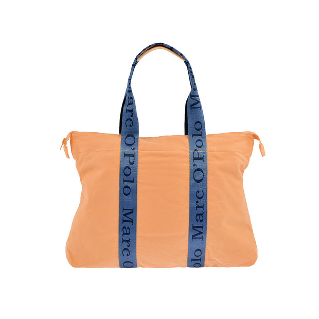 Marc O'Polo Beach Shopper in Orange 1