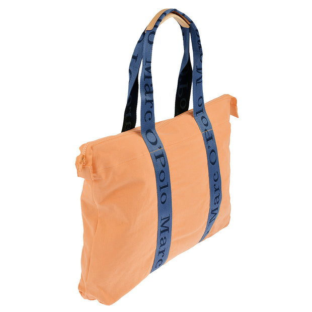 Marc O'Polo Beach Shopper in Orange 2
