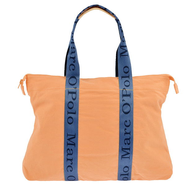 Marc O'Polo Beach Shopper in Orange 3