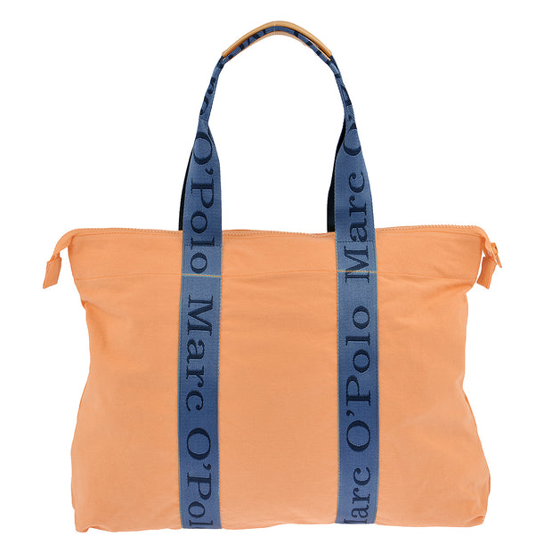 Marc O'Polo Beach Shopper in Orange 6