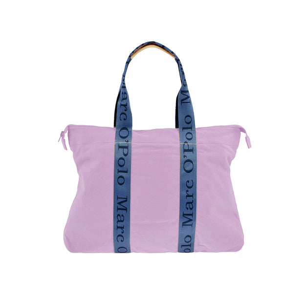 Marc O'Polo Beach Shopper in Lavendel 1