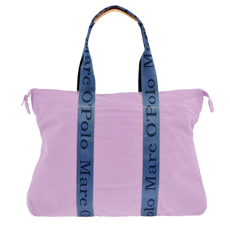 Marc O'Polo Beach Shopper in Lavendel 3