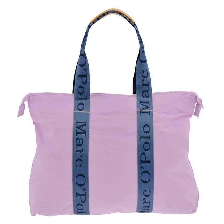 Marc O'Polo Beach Shopper in Lavendel 6
