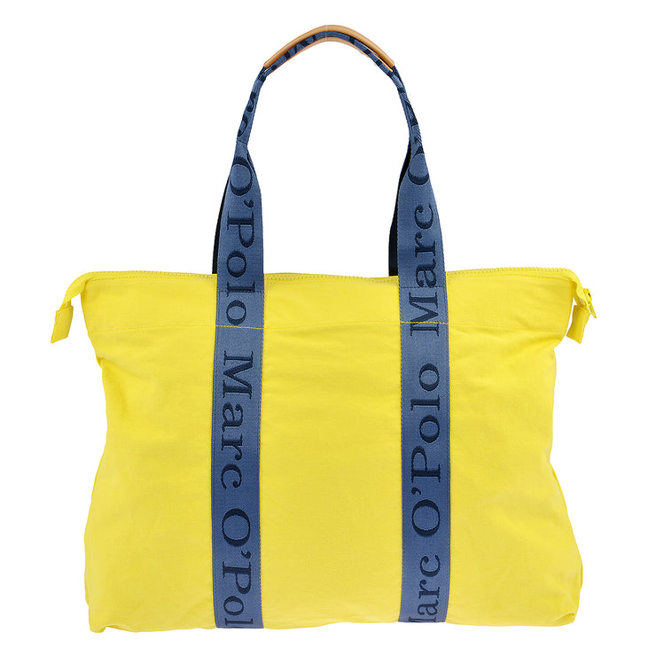 Marc O'Polo Beach Shopper in Gelb 6
