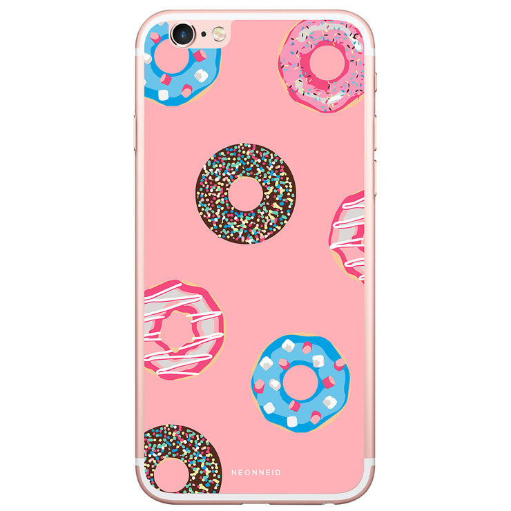 neonNeid Handyfolie iPhone 6/6s Donuts