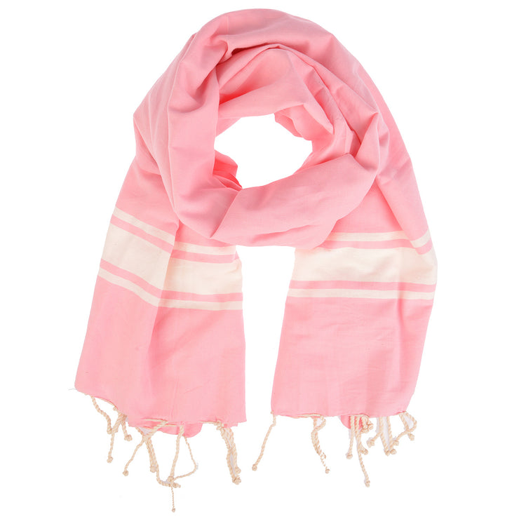 phillys Design Hammamtuch/Fouta in Rosa 1