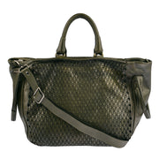 Reptile's House Handtasche MONEGLIA in Alloro 3