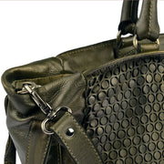 Reptile's House Handtasche MONEGLIA in Alloro 8