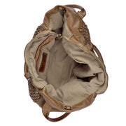 Reptile's House Handtasche MONEGLIA in Honey 4