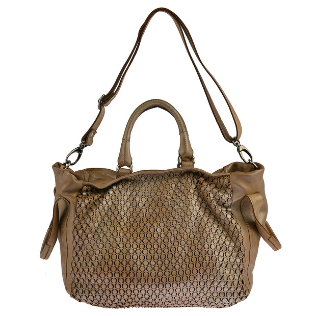 Reptile's House Handtasche MONEGLIA in Honey 6