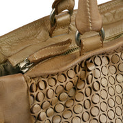 Reptile's House Handtasche MONEGLIA in Honey 8