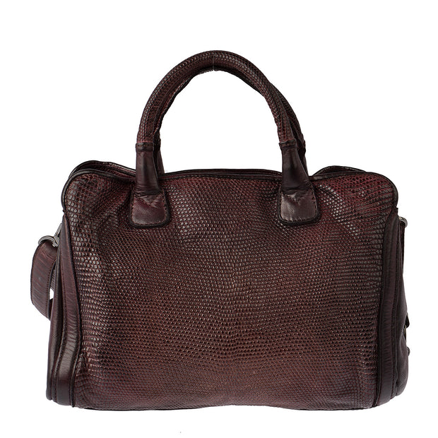 Reptile's House Handtasche Leguan in Bordeaux 7