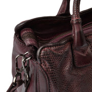 Reptile's House Handtasche Leguan in Bordeaux 8
