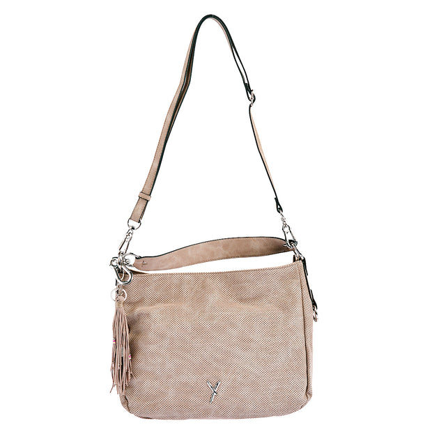 SURI FREY Beuteltasche Romy Basic in Powder