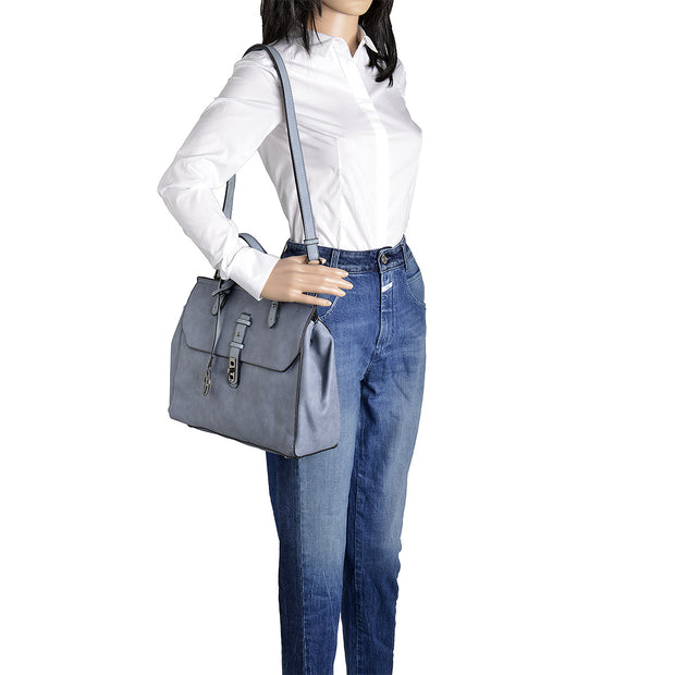 SURI FREY Handtasche Kitty in Jeans 5