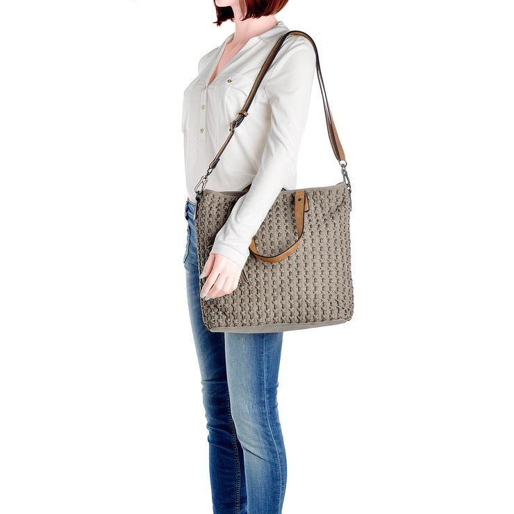SURI FREY Shopper Nelly in Hellgrau 5