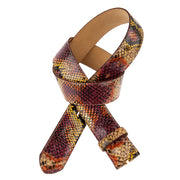UmjuBELT Gürtel Color Snake in Multicolour