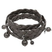 Nicola Hinrichsen Armband Smoky in Taupe