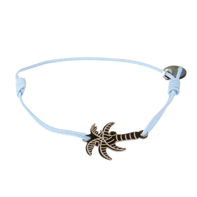 lua accessories Armband Miami in Hellblau 1