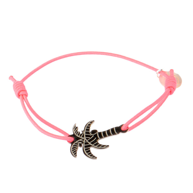 lua accessories Armband Miami in Neon Pink 1