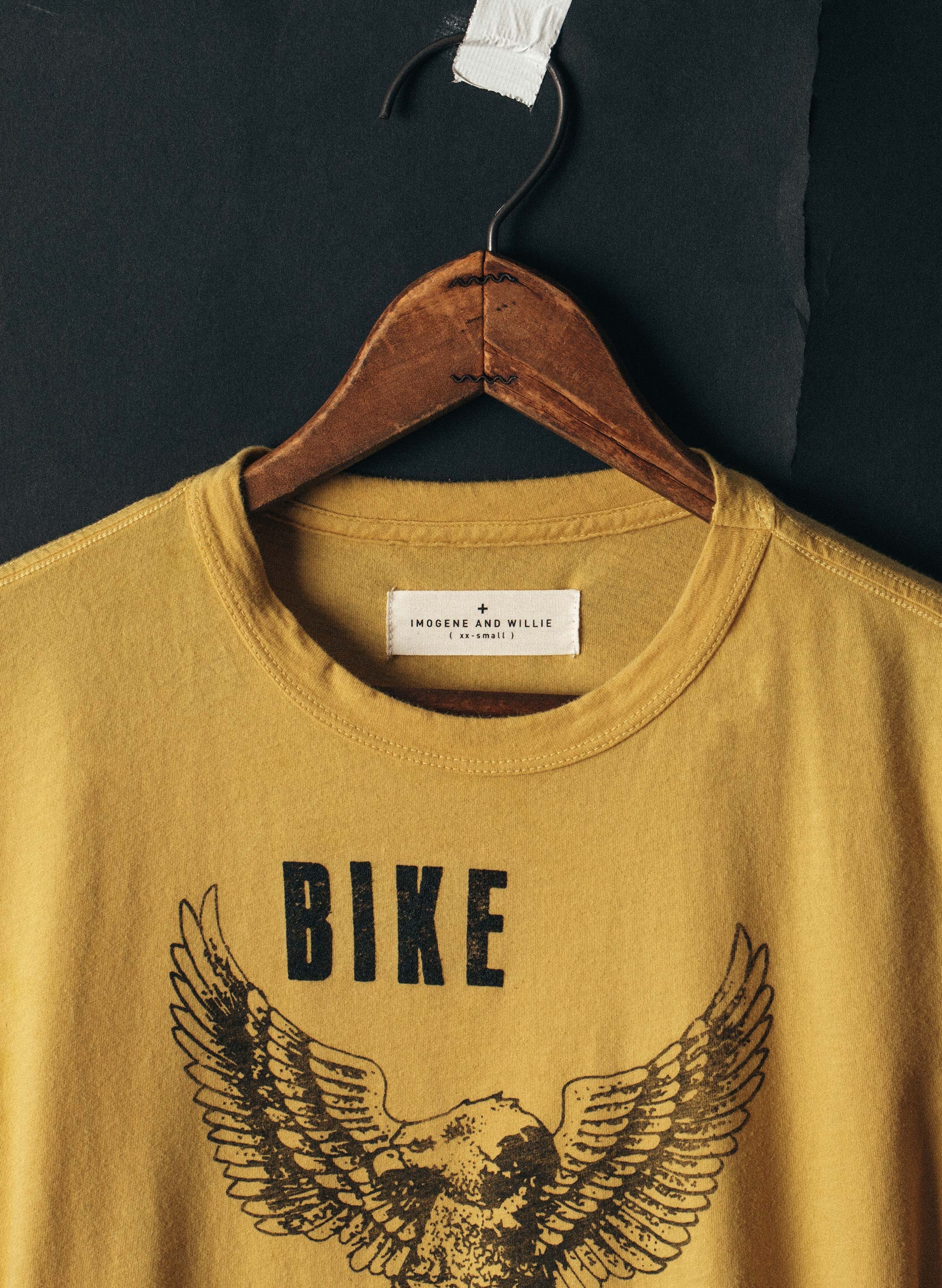 "imogene + willie - the ""bike week"" tee"