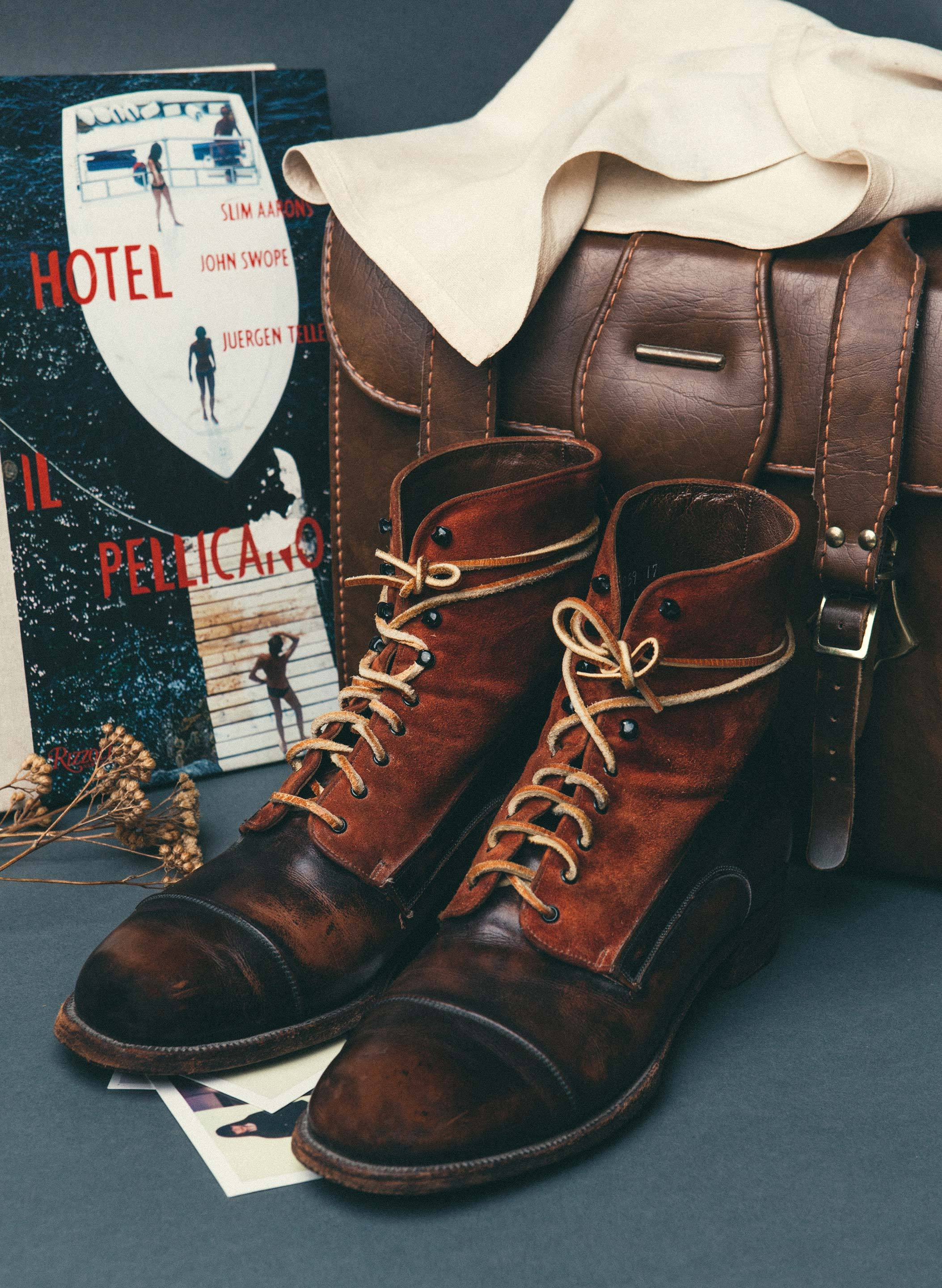 "imogene + willie - vintage ""jennings"" boots"