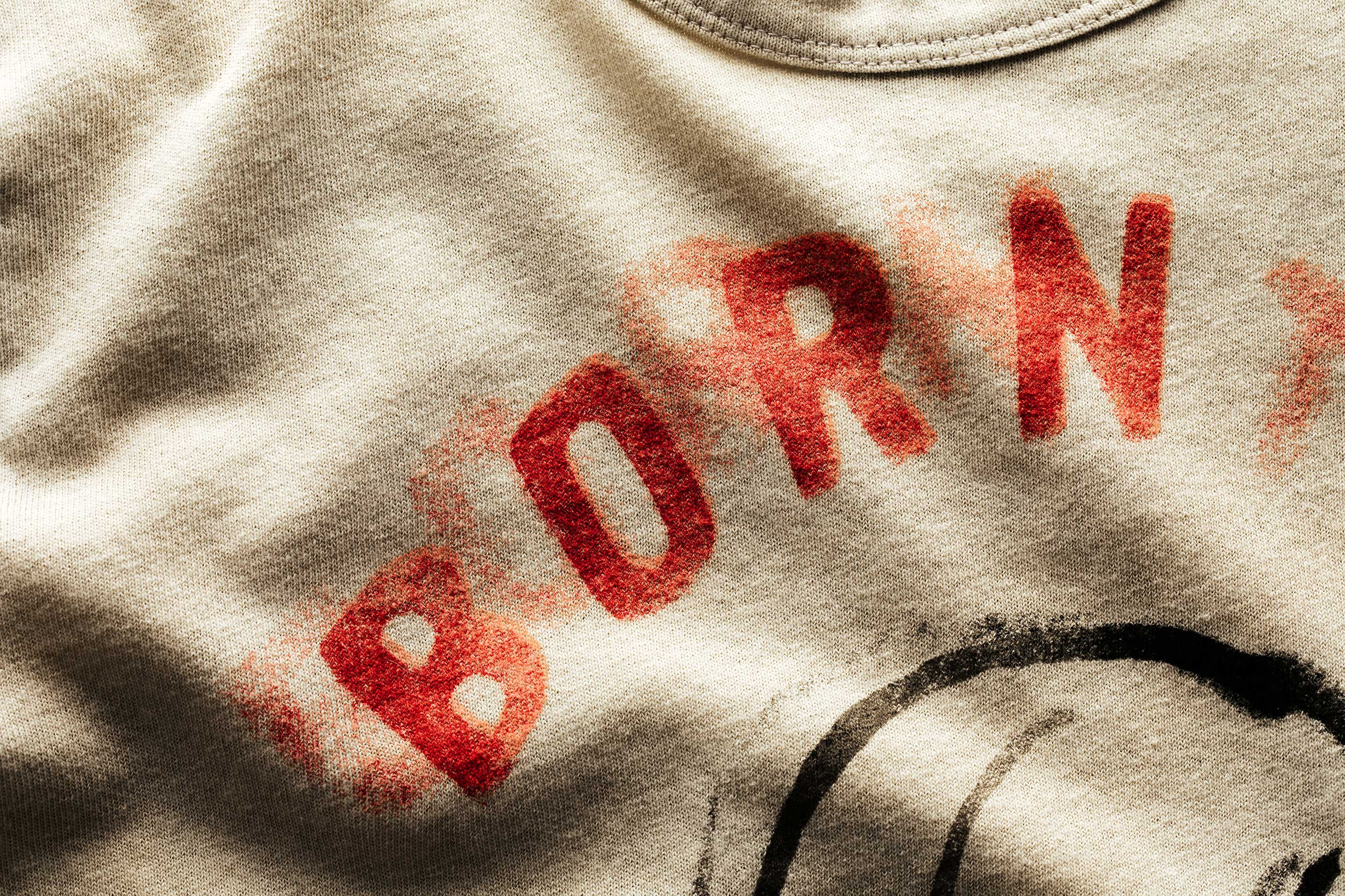 "imogene + willie - the ""born to lose"" tee"
