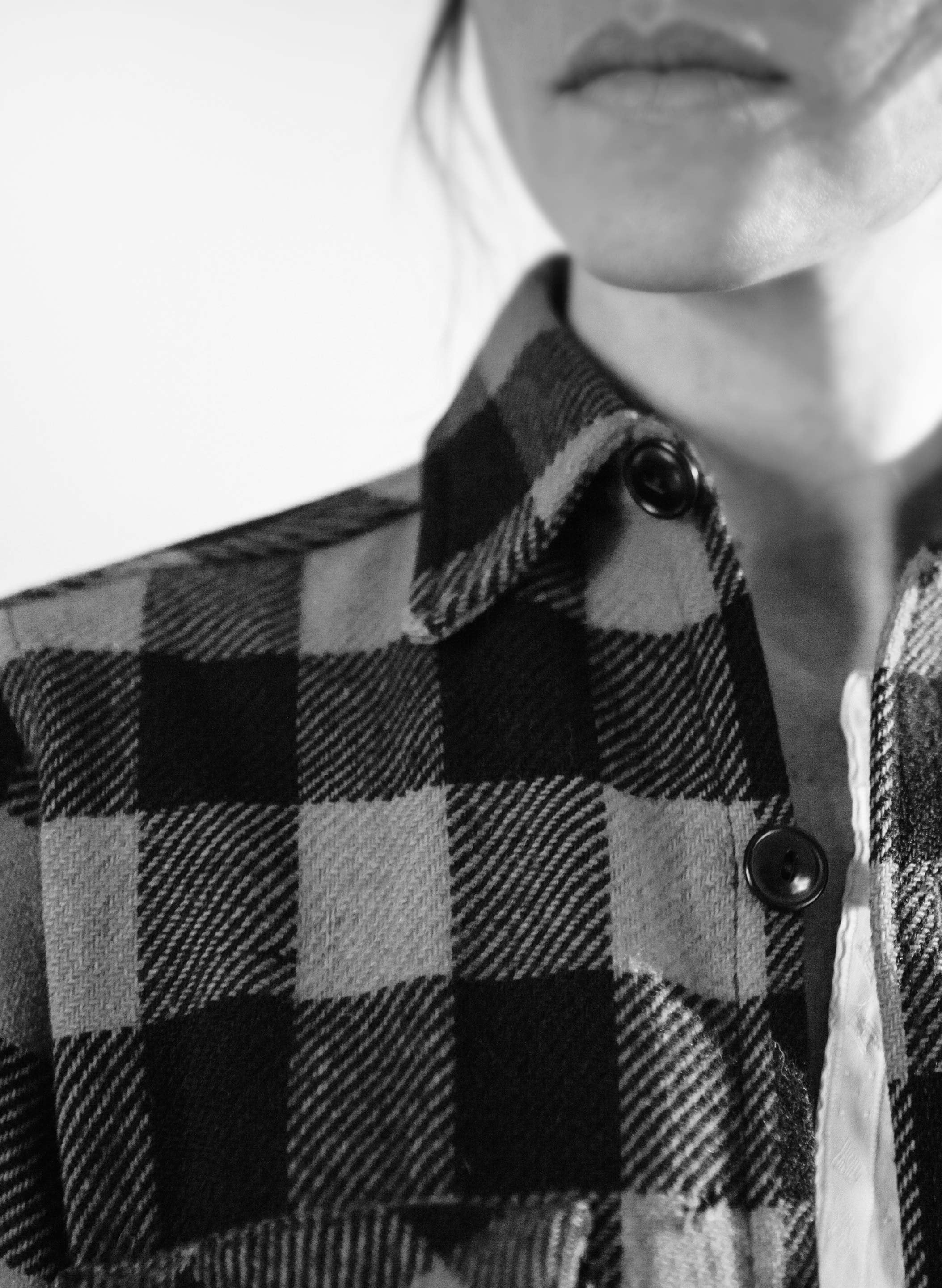 "imogene + willie - vintage ""frost proof"" buffalo check"